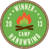 Camp-NaNoWriMo-2013-Winner-Campfire-Circle-Badge.png