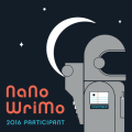 NaNoWriMo 2016 WebBadge Participant.png