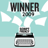 Scriptfrenzy2009 winner icon 200x200.png
