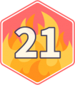 Streak-21days-writing-badge-2019.png